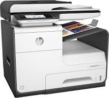 HP LPageWide printer